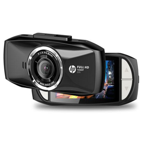 กล้องติดหน้ารถ HP รุ่น F270