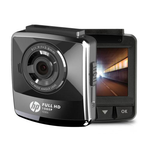 กล้องติดหน้ารถ HP รุ่น f330s