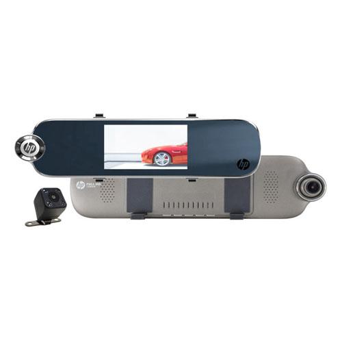 กล้องติดหน้ารถ HP รุ่น f770